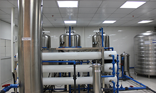 Noor Life Pure Water - Production center